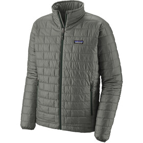 Patagonia Nano Puff Veste Homme, cave grey